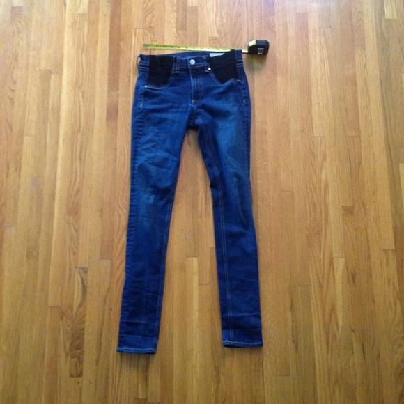 29f30de9aaac1 Rag and bone maternity jeans size 27. M_5be34300c89e1da74f1c0872